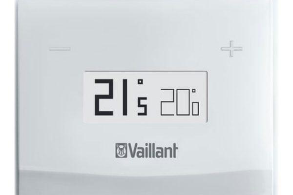 Draadloze thermostaat